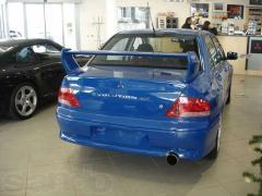 Бампер Mitsubishi Lancer Evolution VII і VIII 2000-2005 г