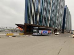 Daily trips Stakhanov Moscow (bus station) Interbus