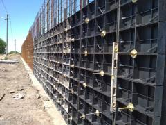 Formwork from the manufacturer. Selling, leasing, renting