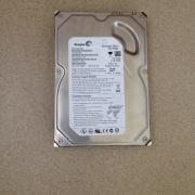 Hard disk (hard drive) Seagate Barracuda 7200.9 160Gb
