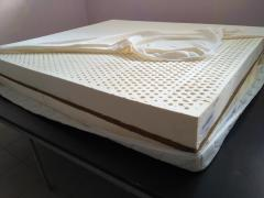 Latex mattress SoNLaB bilateral stiffness