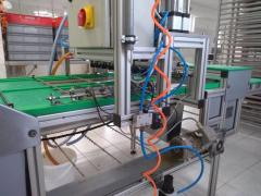 Machine for the production of jelly sweets