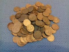 Монеты СССР 1961-1991 г.г. в ассортименте 1, 2, 3, 5, 10, 15, 20