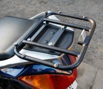 Мото товары - багажники, дуги, боковые рамки