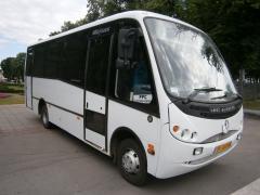 Passenger transportation, bus rental, transportation in Ukraine