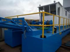 Продається земснаряд DRW-12 для відобутку піску, Херсон