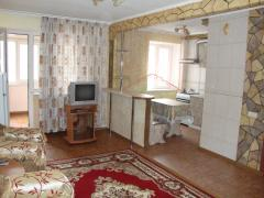 Rent 1-bedroom apartment daily and hourly. Filatova/Common