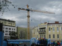 Rent Sell Italian tower crane MK 110