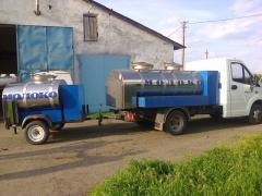 Repair and manufacturing of road tankers