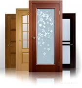 Replacement glass interior doors in Kiev
