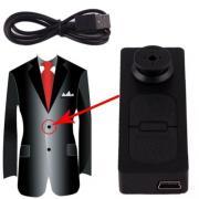 S918 мини цифровая камера HD пуговица видеокамера фотоаппарат