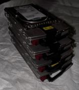 Sale of hard disk drives (used)