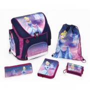 SCOOLI school bag Fairy. Disney 5 items