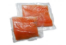 Sell fish gourmet: light-salted salmon