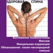 The treatment of hernias, protrusions without surgery