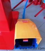 Верстат для клепки гальмівних колодок вантажних автомобілів