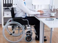 Work for the disabled, additional income